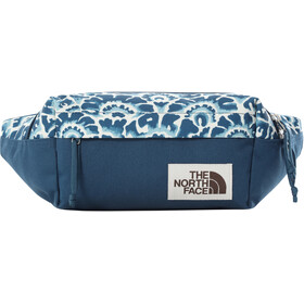 The North Face Lumbar Pack, monterey blue ashbury floral print
